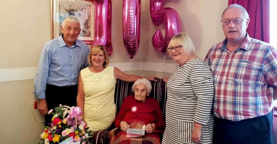 105 Years Old Woman Reveals Secret To Long Life: Hard Work And Avoiding Men