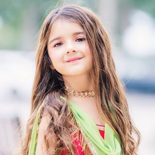 Meet Miah Dhanani: Pakistani Child Model Who Is Making The Headlines At The Age Of 4