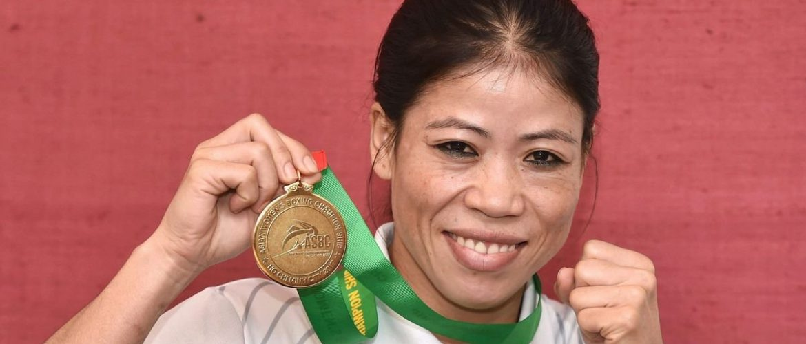 Indian Boxer Mary Kom Lost 2 Kgs in 4 Hours – WHAT? 🥊
