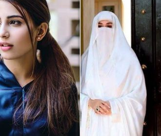 From Last Week ⏪ | Actress Ushna Shah Mocks Bushra Bibi For Her First Interview