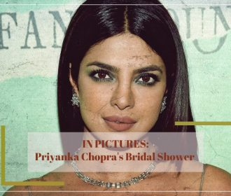 Priyanka Chopra's Bridal Shower 👰 | In Pictures 🖼️