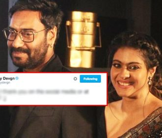 See 👀 What Happened When Ajay Devgan *Mistakenly* Shared Kajol's WhatsApp Number On Twitter