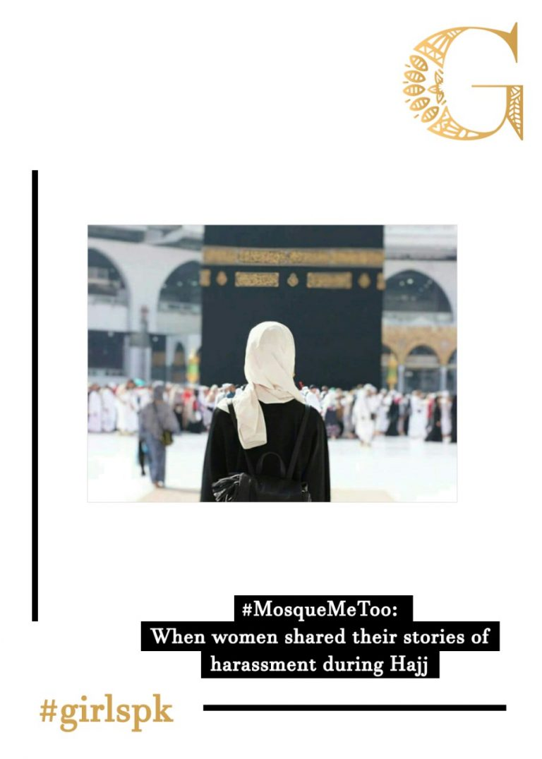 #MosqueMeToo: When women shared their stories of harassment during Hajj