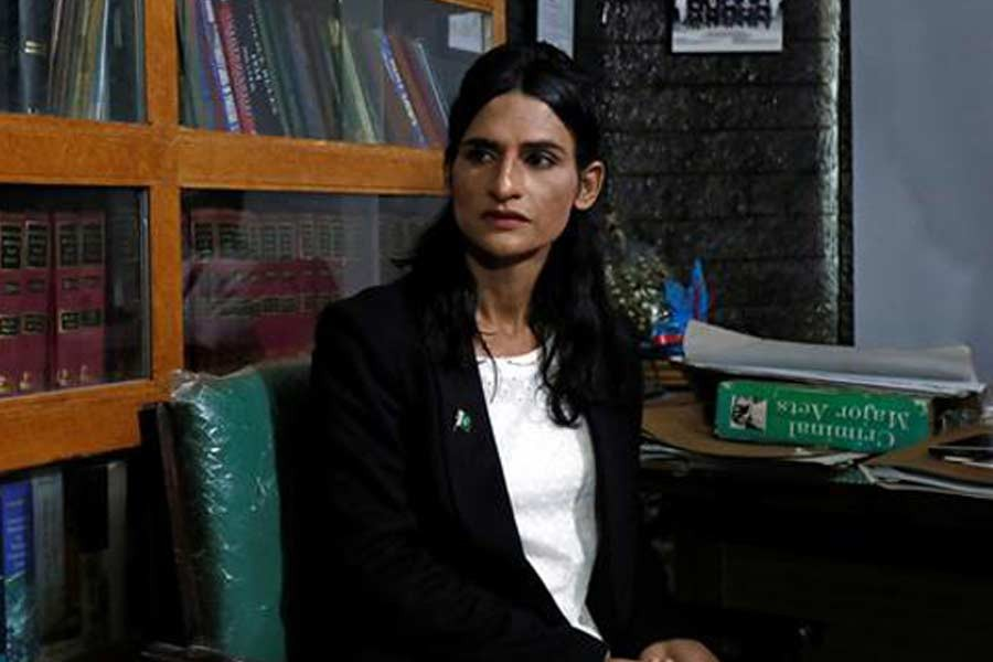 Nisha Rao becomes the first transgender person to enroll in LLM